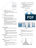 Methodology Statistics