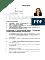 3. Modelo de Cv Docente Resumen