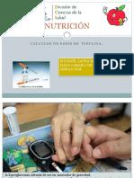 NUTRICIÓN insulina