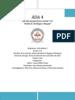 ADA 4. Info