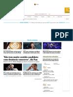 Folha de S sdaa