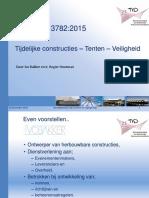101215 Presentatie NEN 8020-41 (Brand)Veiligheid Van Tenten