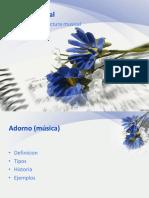Adorno Musical (Finalizado)