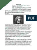 Principios de Blaise Pascal