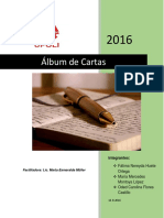 Album de Cartas