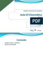 Cinematica 2
