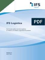 Ifs LogisticsV2-1 Es