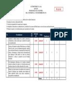 Programa de Auditoría Automotorec Deber 1