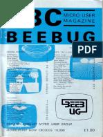 BEEBUG cover v1n10