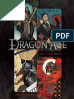 343898617 Dragon Age RPG Livro Basico Taverna Do Elfo e Do Arcanios