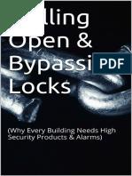 Drilling Open & Bypassing Locks - David Calvin.pdf