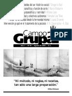 Revista Campo Grupal Nro 59