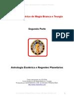 2 Parte Astrologia Esoterica Regentes Planetarios