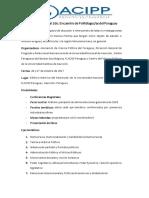 Convocatoria II Encuentro de Politólog%40s Del Paraguay