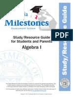 milestones studyguide algebra1 11-16 compressed