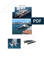 Example of Trimaran