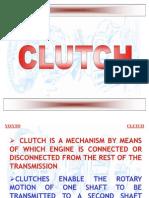 1. Clutch