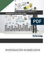 Investigacion Comercial y Segmentacion de Mercados