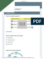 OpsEngima Quiz 1