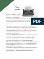 10 consejos que nadie te dará para escribir una novela.docx