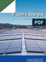 Conto Energia 2010
