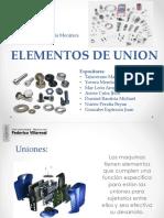 Elementos de Unión Revision