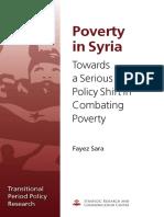 Poverty in Syria en-2011