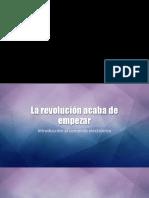 La Revolución Acaba de Empezar