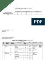 Planificare la Istorie Sansa II (moduluil I si II) 2017-2018