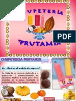 Chupeteria Frutamix Terminado