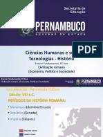 Civilização romana (Economia, Política e Sociedade).ppt
