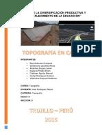 Topografia Canales