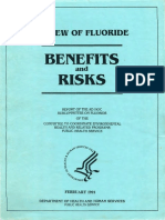 Phs_benefits and Risks 1991