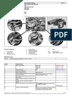 Install Air Filter Housing Mercedes W203