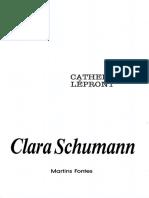 Clara Schumann_C. Lépront_1990.Pt