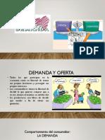 Demanda y Oferta Exposicion