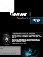 Beaverfit Tactical Brochure