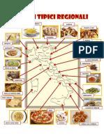 piatti tipici regionali