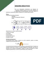 Informe - Sensores Inductivos 1