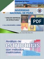 Tema Nº 03.- Anlisis Matricial de Estructuras