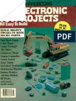 101 Electronics Projects 1983 Fall