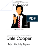 The Autobiography of F.B.I. Special Agent Dale Cooper