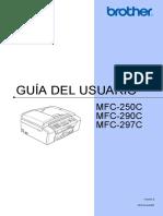 Mfc290c Manual