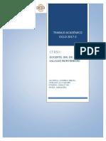 Trabajo Académico Procesos de Manufactura Andrea Hilda Guillen Alvarado 2009227149 Arequipa