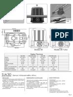 Manual Portão Rossi DZ3 4 Turbo
