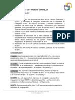 Resolución N° 07 2017-2/JF – CIENCIAS CONTABLES
