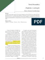 Jorge, M. a. C. Angústia e Castração
