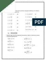 Guía de Matemática I