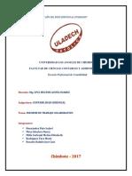 Informe Trabajo Colaborativo II Unidad