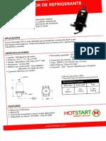 f. Tecnicas Prec. Hotstart